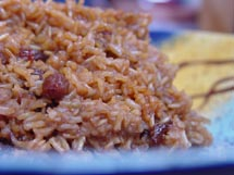 Brown Rice with Apples