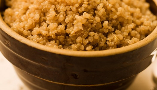 Toasted Quinoa Pilaf