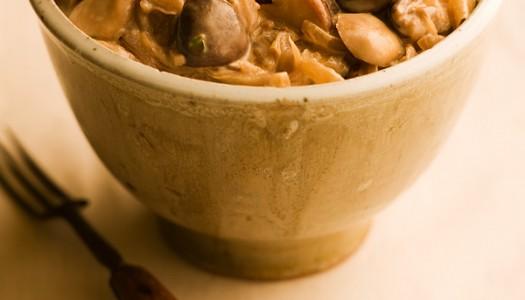Steakhouse Mushroom Stew