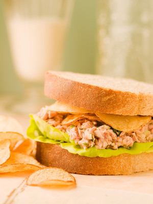 Tuna Fish Sandwich Recipe on Tuna Fish Sandwich Restaurant Style Recipes