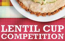 Lentil Cup Chef Challenge