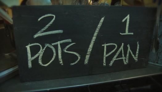 2 Pots / 1 Pan