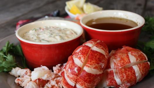 Seawater Lobster