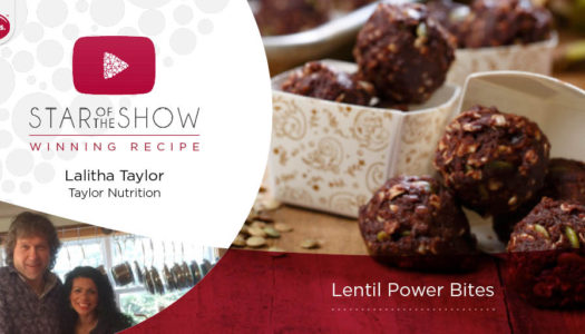 Lentil Power Bites